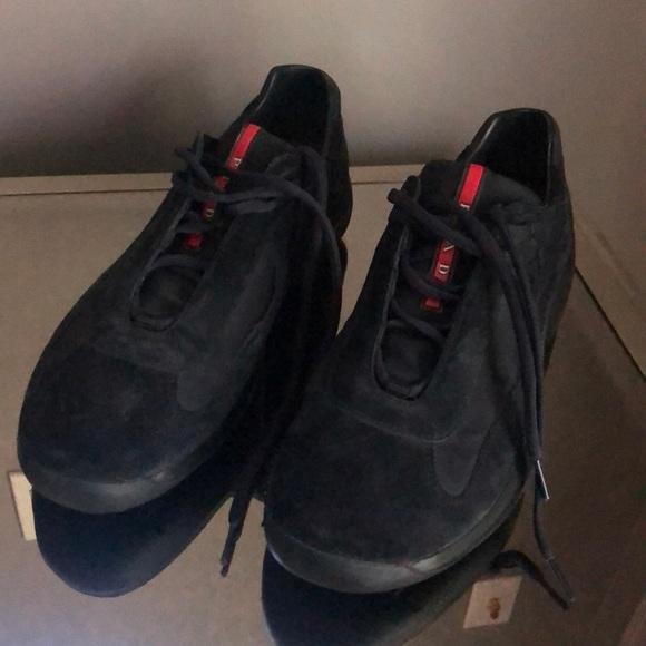 bce241b8 Authentic Men's Prada Sneaker